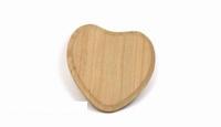 Naambord hart vorm