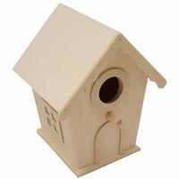 Vogelhuisje huisvorm (3725)